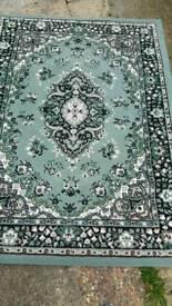 Nice feature floor rug