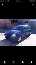 Renault Clio/Car