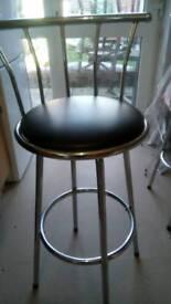 Breakfast stool x 2