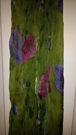 beautiful scarves and other clothes