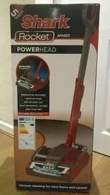 Shark rocket powerhead AH450 new, RRP £179.99