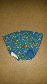 Spare seat cover for leapfrog learn and groove activity station