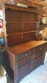 Dresser solid wood