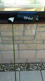 Ping G2 strong 3 wood