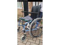 Xeryus C wheelchair