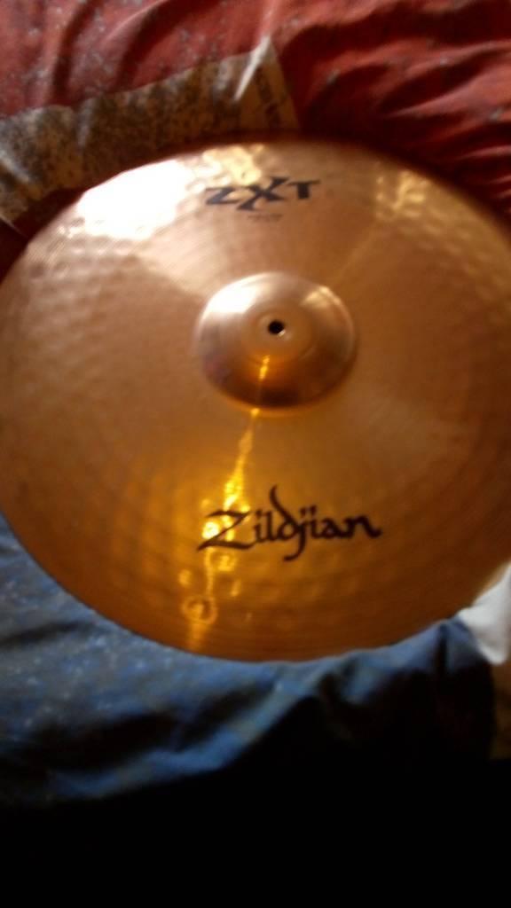 Zildjian Zxt 20# Medium Ride cymbal