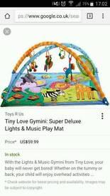 Tiny love musical play mat