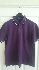Genuine Fred Perry Polo Size L