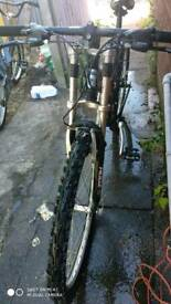 Costly Downhill bike , with 21 Shimano gears for sale cheap rate.
