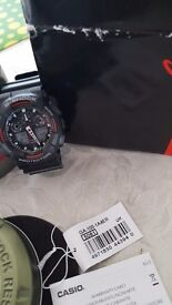 Sparingly Used Casio g shock for sale