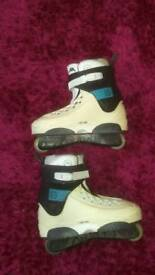 Razor g8 rollerblade skates with xsjado frames. Valo remz salomon roces k2 usd