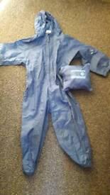 Children's waterproof coats