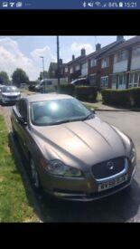 Jaguar xf luxury premium 2008 FOR SWAP