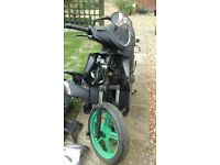 Kymco scooter project