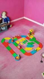 Car play track