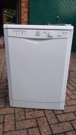 Indesit dishwasher, hardly used