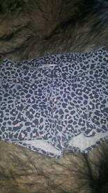 Girls age 13-14 HM shorts