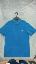 Boys Fred Perry Poloshirt size XL