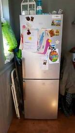 Beko fridge freezer.