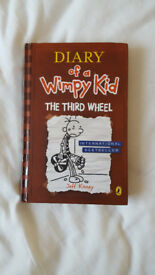 Diary of a Wimpy Kid The Third Wheel