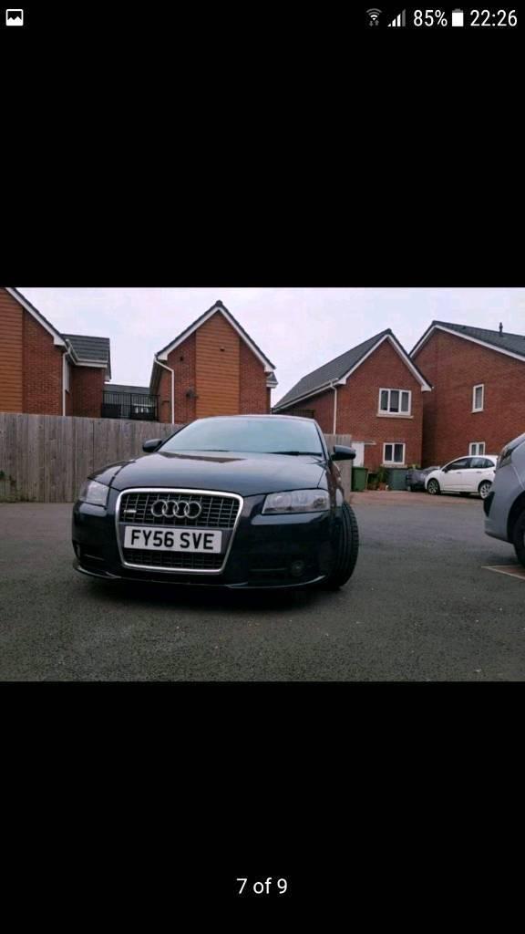 Audi a3 s line 170 bhp sale or swap