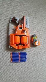 Nerf Gun Zombie Strike Flipfury Blaster