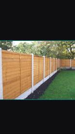 FENCE PANELS from £9