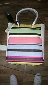 Fiorelli stripe tote bag