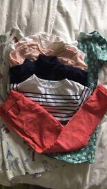John Lewis girls clothes bundle age 9-10