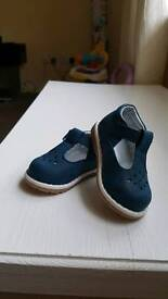 Mothercare tbar girls shoes