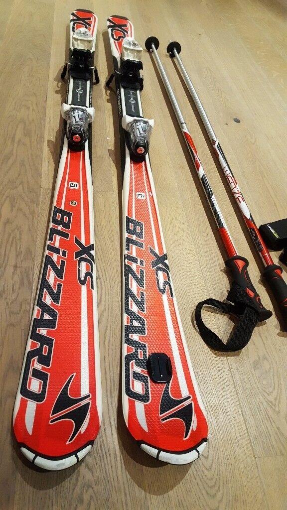Blizzard Viva XCS IQ Alpine Ski System