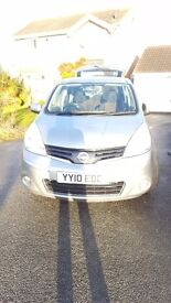 Nissan Note Acenta for sale