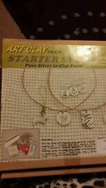 Silver art clay kit