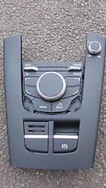 Audi centre console