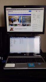 "HP intel i5 15"" screen 8gb ram"