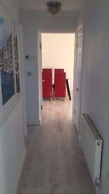 Newly refurbished 2 double bedroom flat Battersea (zone 2)