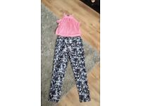 Ladies trousers and tops size 10 new look