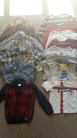 Boys 18-24 month tops