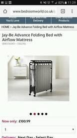 Fold up/Z bed
