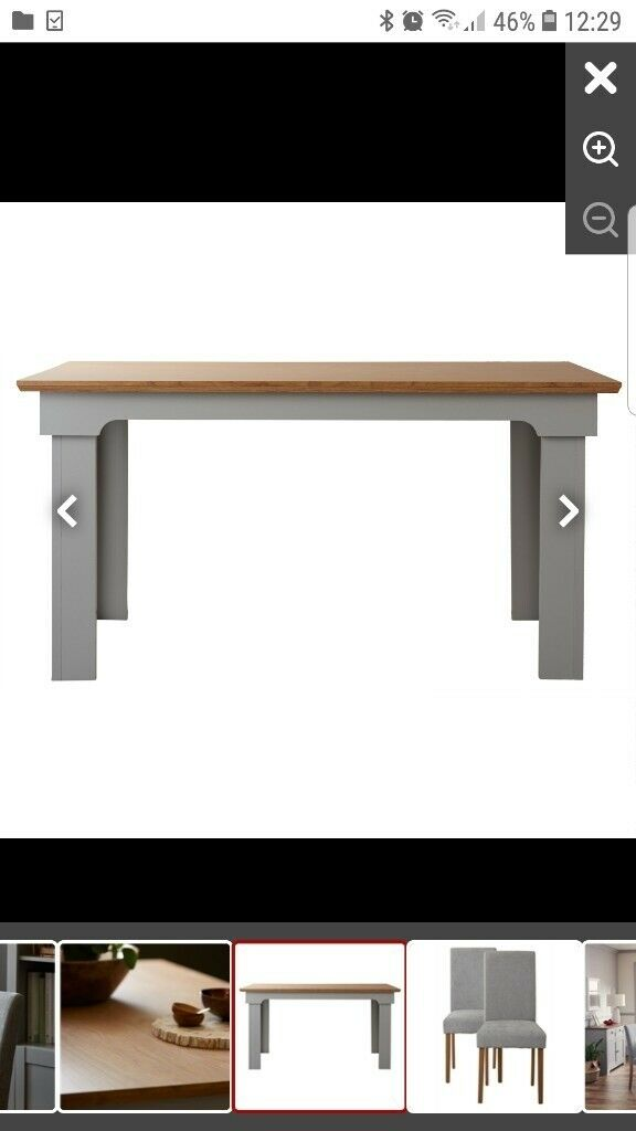Homebase Diva Dining Room Table In Bath Somerset Gumtree