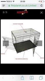 Dog crate - XXL