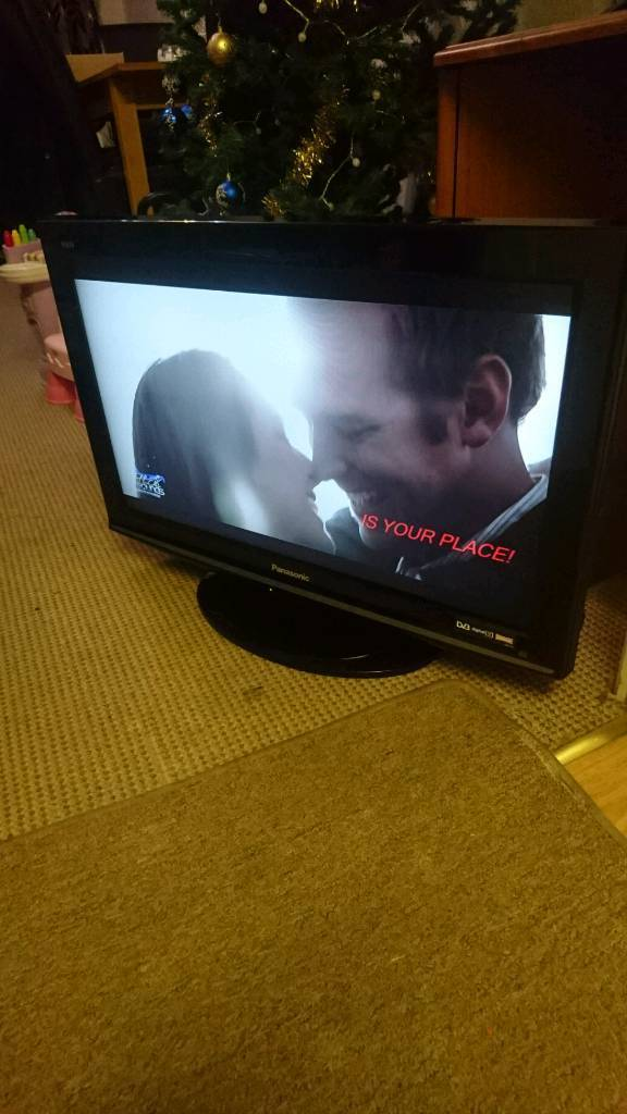 "Panasonic Viera TX-L26X10B 26"" 720p HD LCD Television"