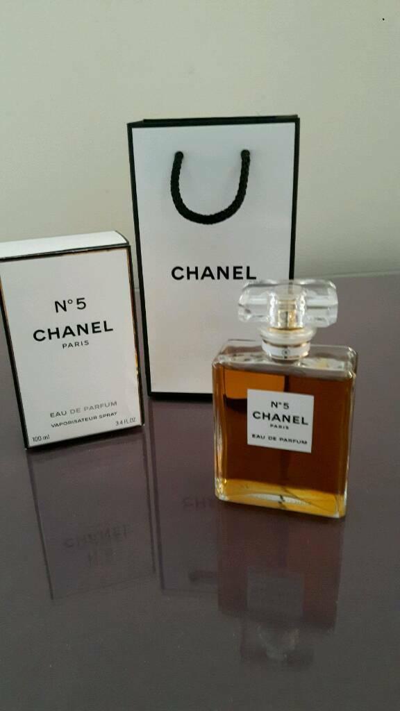 Chanel No 5 Purfume In Swansea Gumtree
