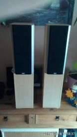Eltax Atlantis Floor Standing Speakers