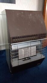 Calor Gas Style Heater with Gas bottle (1/2 full)