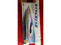 Remote Control Racing Motor Boat