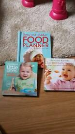 Baby and Toddler Food Books