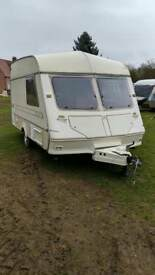 Caravan shell -use as extra bedroom/ Storage/Office/workroom/Den/covered trailer(720kg)