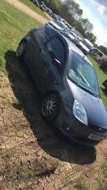 Ford Fiesta zetec S 1.6