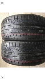 275 40 20 Pirelle winter tyres. brand new